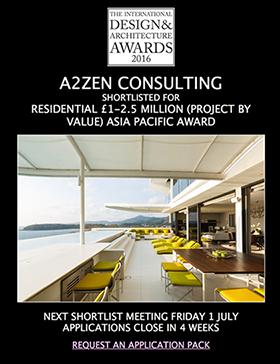 A2zen Consulting Award 2016